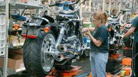Karyawan Positif Covid-19, Harley Davidson Berhenti Produksi 2 Pekan (Autoevolution)