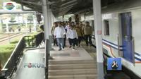 Usai debat, Jokowi dan Sandiaga kembali beraktivitas seperti biasa. Jokowi lakukan kunjungan kerja dan Sandiaga bertemu kaum milenial di Jakarta.