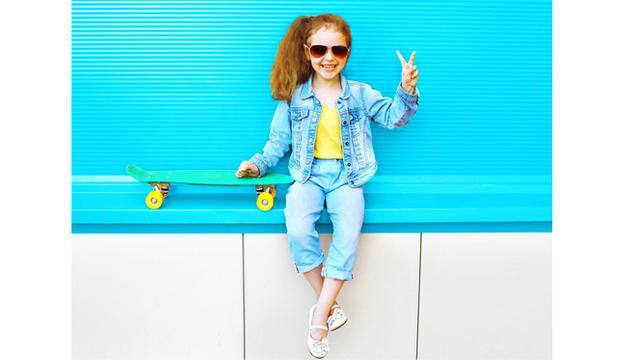 Wajib Tahu Tren Fesyen Anak Perempuan 2018 Fashion Beauty