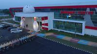 Pertamina bangun gedung Bowling Center Jakabaring Sport City (JSC) untuk mendukung kesuksesan cabang olahraga boling di Asian Games 2018.