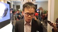 PC PM Lead Asus Indonesia Frank Wang (liputan6.com/Agustinus M.Damar)
