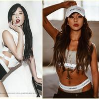 Duel para idol K-Pop terseksi. HyunA, Hyorin atau Jessi?