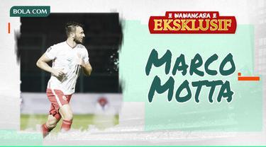 Wawancara Eksklusif - Marco Motta. (Bola.com/Dody Iryawan)