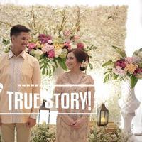 Setelah lima tahun lebih pacaran, kemarin Minggu (1/7) Tasya Kamila dan Randi Bachtiar resmi bertunangan. (Foto: instagram.com/Tasya Kamila)