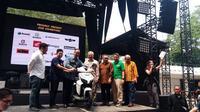IIMS Motobike 2019 resmi dibuka Menteri Perindustrian (Dian/Liputan6.com)