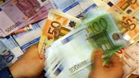 Ilustrasi penukaran uang. (bankar.me)