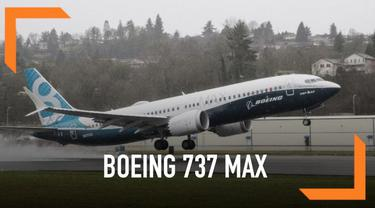 Kanada dan AS resmi kandangankan Boeing 737 MAX.