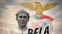 Benfica - Bela Guttmann (Bola.com/Adreanus Titus)