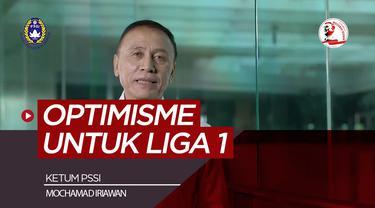 Ketum PSSI Apresiasi Piala Menpora dan Berharap Liga 1 Bergulir Juli Tahun Ini