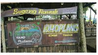Pasar Dhoplang (sumber: instagram/@kulinertradisional_dhoplang)