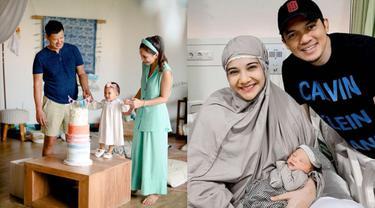 5 Seleb yang Dikaruniai Anak Pertama Setelah 10 Tahun Menikah, Terbaru Zaskia Sungkar