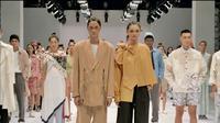 Opening show Jakarta Fashion Week (JFW) 2021. (dok. tangkapan layar/JFW.TV)