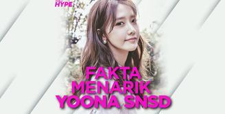 Fakta Menarik Yoona SNSD yang Baru Ultah Ke-31 Tahun