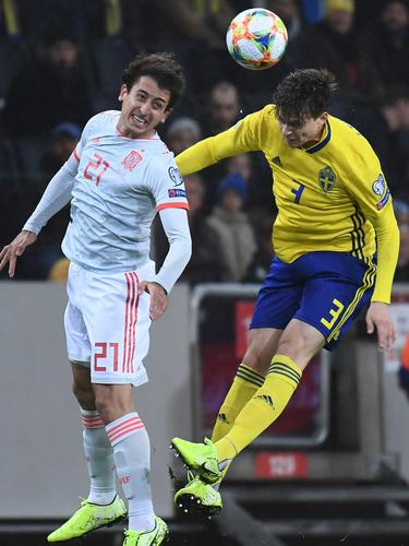 Tahan Imbang Swedia, Spanyol Lolos ke Putaran Final Piala Eropa 2020