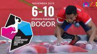 Kejuaraan Panjat Tebing Asia bertajuk IFSC Asian Championship digelar di Bogor (istimewa)