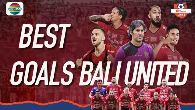 Berita video kumpulan gol-gol terbaik Bali United selama Shopee Liga 1 2019 berlangsung.