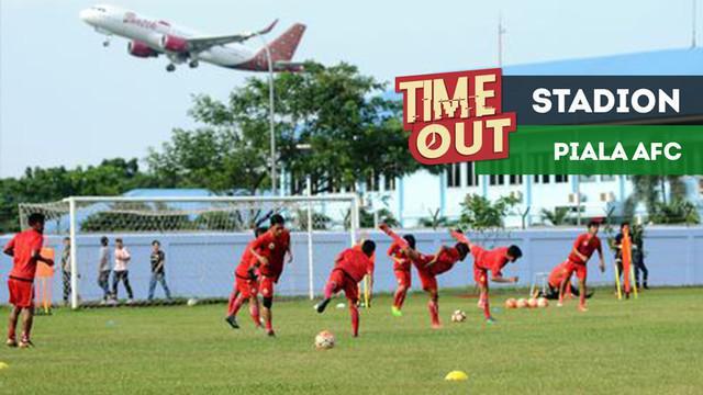 Persija Jakarta tengah menyiapkan dua alternatif stadion untuk menjadi kandang mereka di Piala AFC 2018 yakni SUGBK dan Stadion Pakansari.