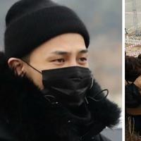 G-Dragon menjalani wamil. (Koreaboo)