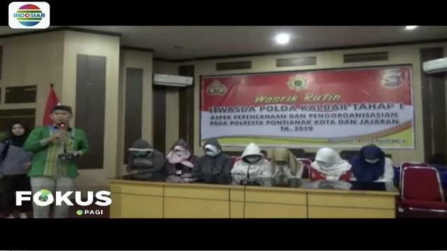 Sudah dinyatakan sehat, AU yang diduga korban perundungan siswi SMA di Pontianak, sudah keluar dari Rumah Sakit ProMedika.