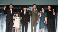 Still cut Battleship Island/ Song Joong Ki