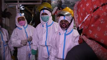 BERANI BERUBAH: Srikandi Covid-19 Padang Lawan Pandemi