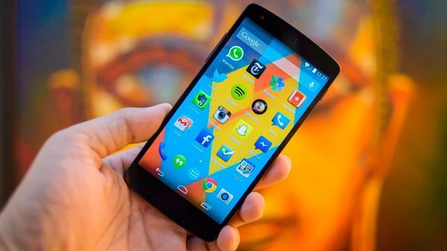 020007500 1476006698 Ilustrasi  smartphone Android