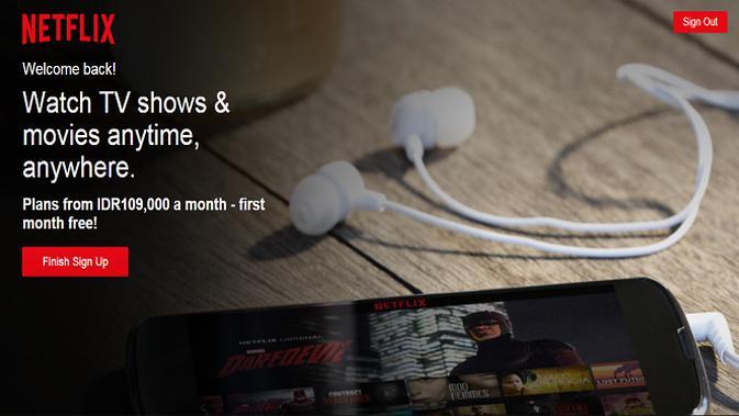 Cara Agar Anda Bisa Streaming Sepuasnya di Netflix (Netflix)