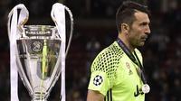 Selain Piala Eropa, trofi Liga Champions menjadi salah satu trofi yang belum pernah diraih selama kariernya sebagai pesepak bola. ( AFP/Javier Soriano )