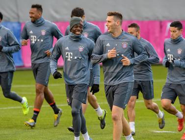 Bayern Munchen Siap Kalahkan Liverpool di Allianz Arena
