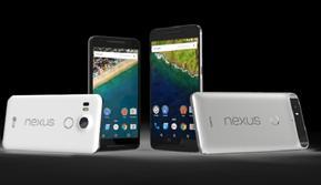 Nexus 6P dan 5X (CNET)