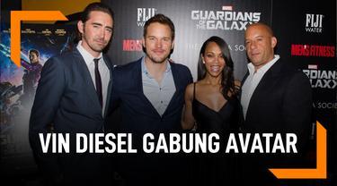 Vin Diesel Gabung Avatar, Ini Alasannya