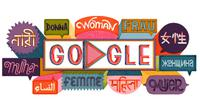 Google Doodle Rayakan Hari Wanita Internasional 2019. (Doc: Google)