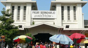 [Bintang] Pasar Beringharjo, Yogyakarta