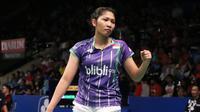 Tunggal putri Indonesia Linda Wenifanetri lolos ke babak utama BCA Indonesia Open Superseries Premier 2015 (Humas PP PBSI)