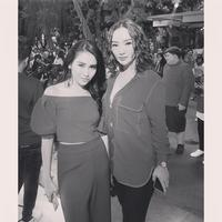 Ayu Ting Ting dan Zaskia Gotik. (Instagram/zaskia_gotix)