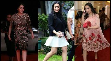 Ini Dia Outfit Of The Day Yang Simple Ala Nagita Slavina Fashion Fimela Com