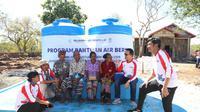BUMN Pelindo III dan PT Garam bersinergi menggelar acara Jalan Sehat dalam rangka Peringatan HUT Ke-74 Kemerdekaan RI di Kupang, Nusa Tenggara Timur (NTT), Jumat (16/8).