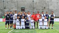 Indra Sjafri bersama peserta AIA Championship 2018 (Dok AIA)