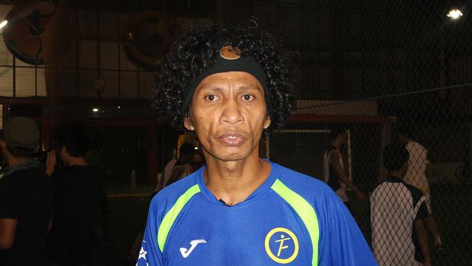 Rochy Putiray (Bola.com / Muhammad Ridwan)
