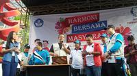 "Mendikbud Anies Baswedan di Acara ""Harmoni Bersama Masyarakat"""