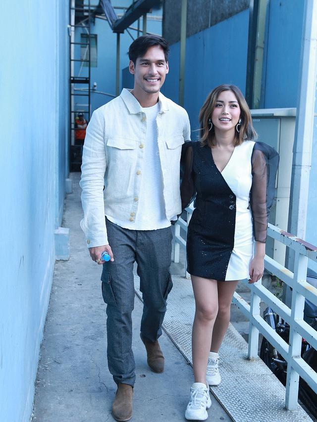 [Fimela] Richard Kyle dan Jessica Iskandar