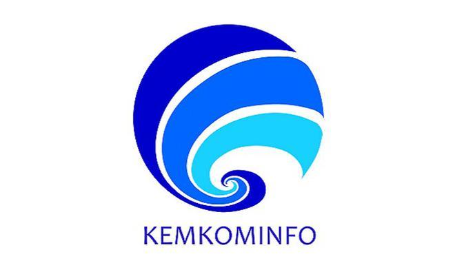 Logo Kementerian Komunikasi dan Informatika (Kemkominfo)