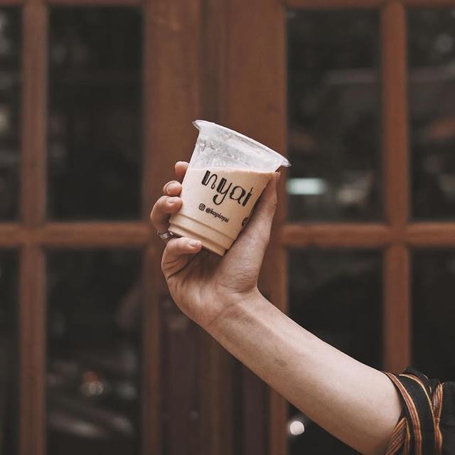 Ada banyak farian kopi di kedai ini/copyright instagram.com/@kopinyai