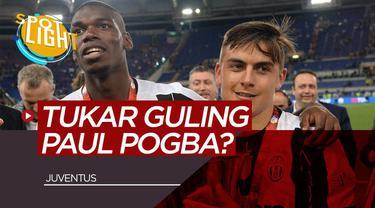Berita Video Spotlight 5 Pemain Juventus Untuk Ditukar Dengan Paul Pogba, Ada Paulo Dybala