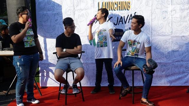Kedua putra Jokowi itu tidak menanggapi unggahan penghinaan terhadap Iriana dengan marah.