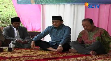 Dalam kesempatan ini, YPP juga membagikan paket sembako kepada puluhan warga dan tokoh masyarakat yang diundang buka puasa bersama.