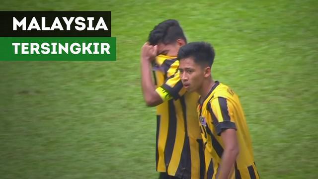 Berita video gol-gol Jepang U-16 yang membuat Malaysia U-16 tersingkir dari Piala AFC U-16 2018, Kamis (27/9/2018).