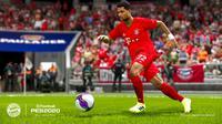Grafis eFootball PES 2020-(Dok. Konami)