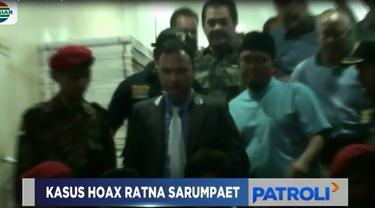 Ketiga saksi mengaku ingin bertemu Ratna, tapi tak dikabulkan polisi.