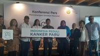 Konferensi Pers Pencanangan Gerakan Nasional IPKP